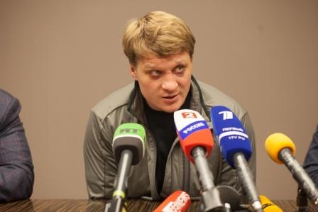Пресс-конференция Александра Поветкина (видео) (1)