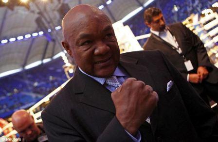 Джордж Форман о боксе, Кличко, Поветкине и юных боксёрах (видео) (1)