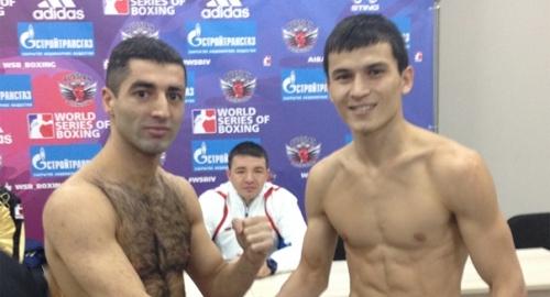WSB: Сборная России уступила команде Казахстана (1)