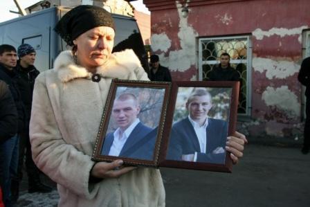 За поимку убийцы боксера Ивана Климова назначена награда в миллион рублей (1)