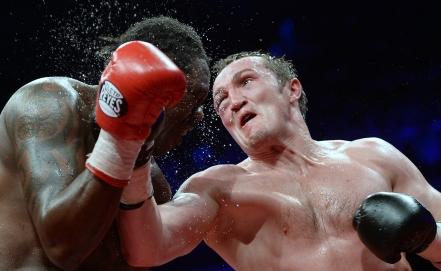 Переговоры о матче-реванше Дениса Лебедева и Гильермо Джонса вновь перенесены (1)