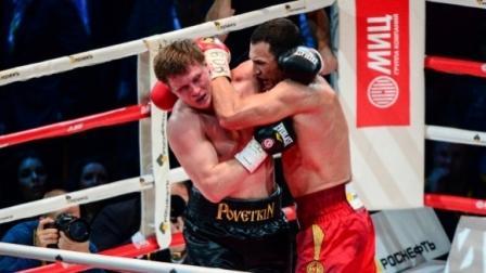 Sauerland Event подал протест на судейство боя Поветкин - Кличко (1)