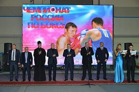 Чемпионат России по боксу-2013. Все результаты (1)