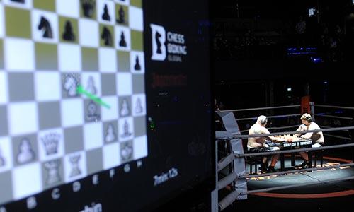 Итоги чемпионата Мира по шахбоксу в Москве (1)