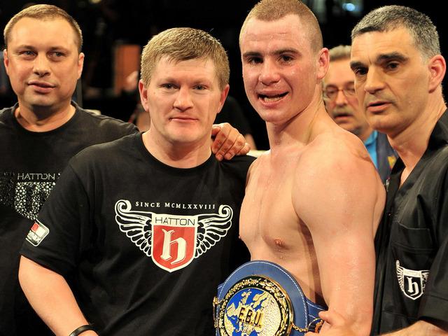 Сергей Рабченко успешно защитил свои титулы (1)