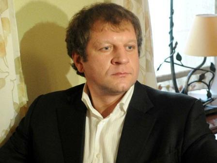 Александра Емельяненко сняли с турнира в Тюмени (1)