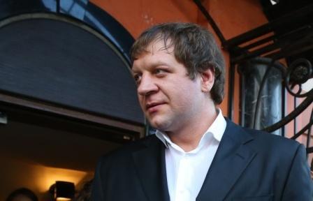 Александр Емельяненко: Я алкоголь вообще не люблю (1)