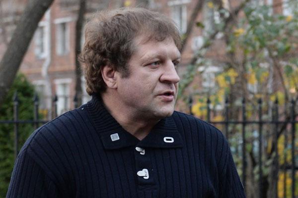 Александр Емельяненко отказался покидать Тюмень (1)