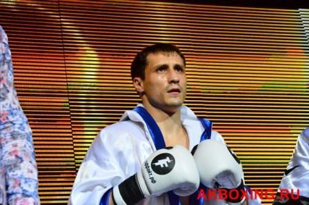 Профессиональный бокс в Чебоксарах (2)