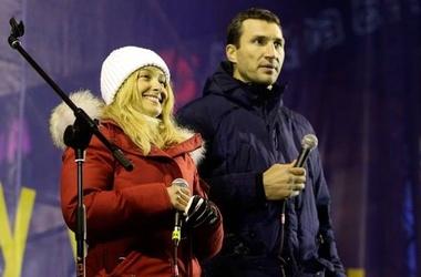 Владимир Кличко женится на Панеттьери после Евромайдана (1)