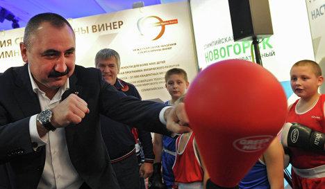 """Юношеский турнир по боксу """"Мы за здоровое будущее"""" стартует в Абинске (1)"""