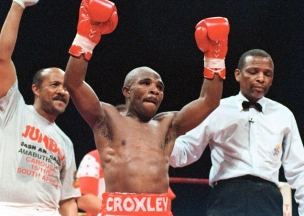 «Самый маленький чемпион Мира» по боксу скончался в ЮАР (1)