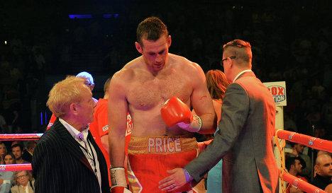 Дэвид Прайс отказался от боя с Евгением Орловым (1)