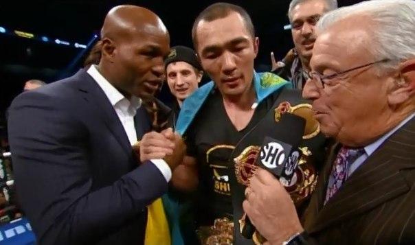 Бейбут Шуменов: Я лучший чемпион в полутяжелом весе в мире! (1)