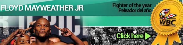 Всемирный боксерский Совет (WBC) назвал лучших из лучших в 2013 году! (2)