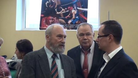 Поветкин, Бахтин и Александров вручили подарки от WBO детям (видео) (3)