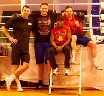 Тайсон Фьюри: Я буду драться с Владимиром Кличко в любом месте! (1)