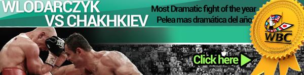 Всемирный боксерский Совет (WBC) назвал лучших из лучших в 2013 году! (6)