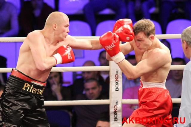 Рой Джонс победил, Дмитрий Чудинов стал временным чемпионом Мира WBA (3)