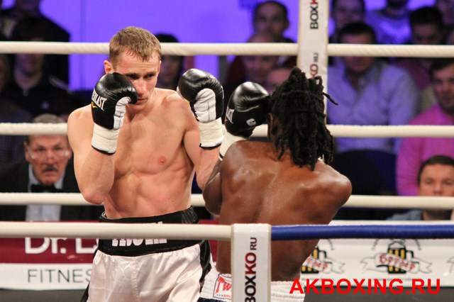 Рой Джонс победил, Дмитрий Чудинов стал временным чемпионом Мира WBA (4)