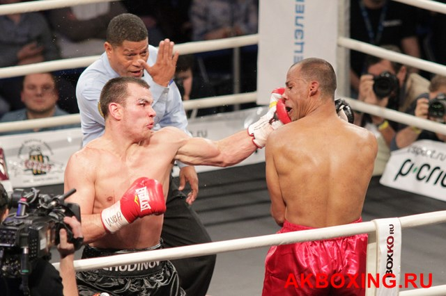 Дмитрий Чудинов приоткрыл дверь, ведущую на вершину мирового бокса (3)