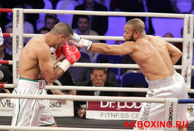 Рой Джонс победил, Дмитрий Чудинов стал временным чемпионом Мира WBA (5)