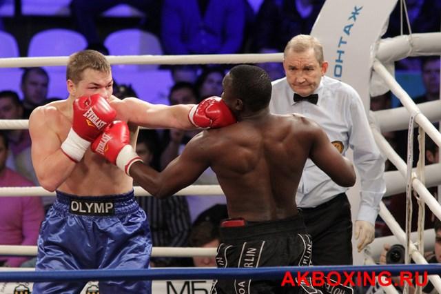 Рой Джонс победил, Дмитрий Чудинов стал временным чемпионом Мира WBA (2)