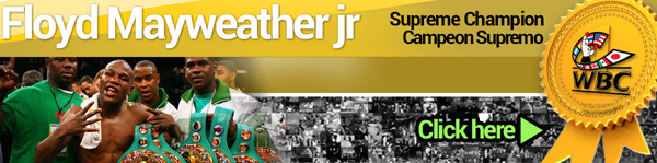 Всемирный боксерский Совет (WBC) назвал лучших из лучших в 2013 году! (14)