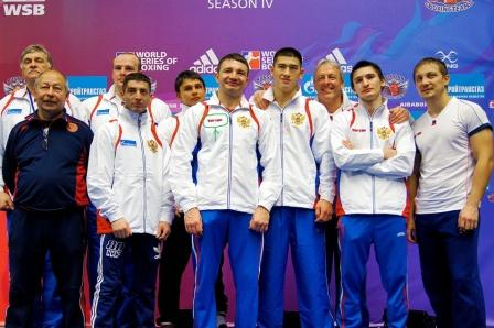 WSB: Сборная России – Сборная Польши (1)