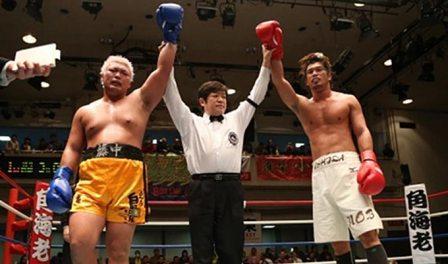 Нобухиро Ишида стал супертяжеловесом (2)