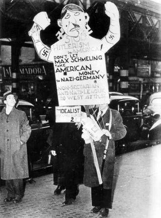 Противоречия Макса Шмелинга (часть вторая) (3)