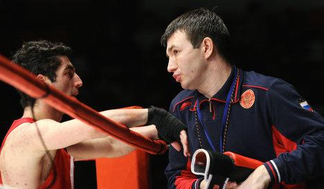 Эдуард Кравцов: Мы побьемся за второе место в своей группе! (2)