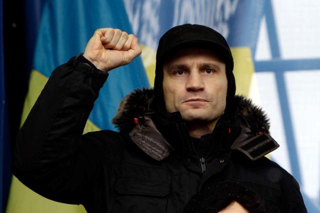 Виталий Кличко - резидент США, по утверждению СМИ (1)