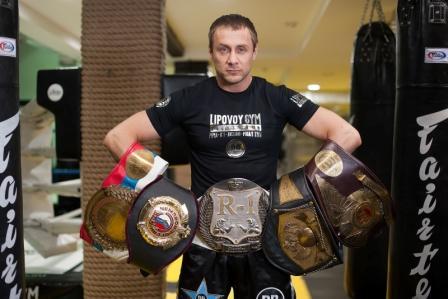 Александр Липовой - Эррол Конинг (1)
