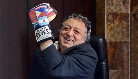 Ушел из жизни президент WBC Хосе Сулейман (1)
