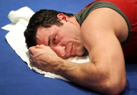 Владимир Кличко: Я боролся со всеми и ни разу не уклонился от боя (1)