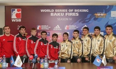 WSB: Сборная Азербайджана победила Сборную Казахстана со счетом 4-1 (1)