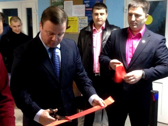 В Подольске открыли областное отделение Федерации профессионального бокса России! (1)