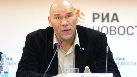 Самарские дети будут тренироваться с Николаем Валуевым (1)