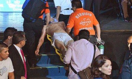 Мексиканский боксер Оскар Гонсалес скончался после нокаута (1)