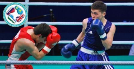 Матчевая встреча сборных команд по боксу 4-х стран (1)