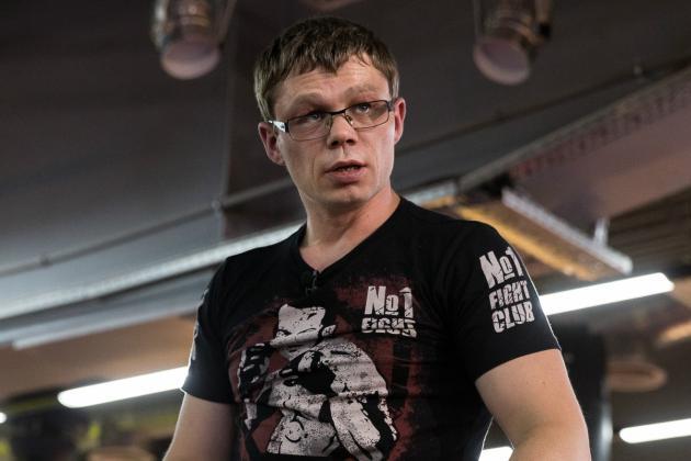 Новым тренером Александра Поветкина стал Иван Кирпа (1)