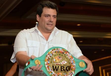Маурисио Сулейман стал новым президентом WBC (1)