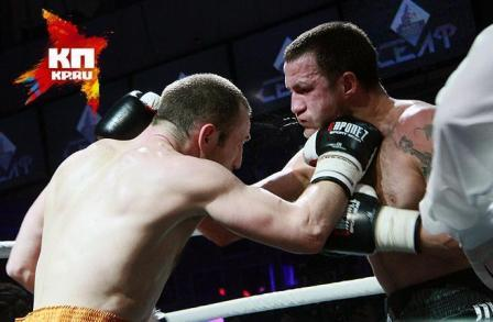 Турнир профессионального бокса в Барнауле «Мы зажигаем звезды» (2)