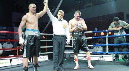 Турнир профессионального бокса в Барнауле «Мы зажигаем звезды» (1)