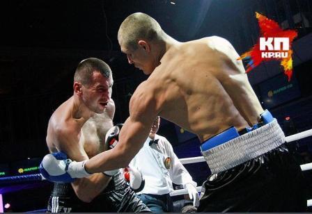 Турнир профессионального бокса в Барнауле «Мы зажигаем звезды» (3)