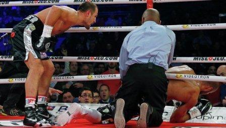 Сергей Ковалев: Стивенсон, за свои слова ты ответишь в ринге! (1)