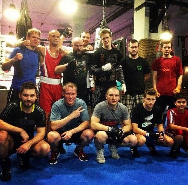 Бокс из СССР: Мастер-класс Усмана Арсалиева, победителя Феликса Савона (1)