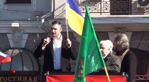 Тайная жизнь Виталия Кличко (видео) (1)