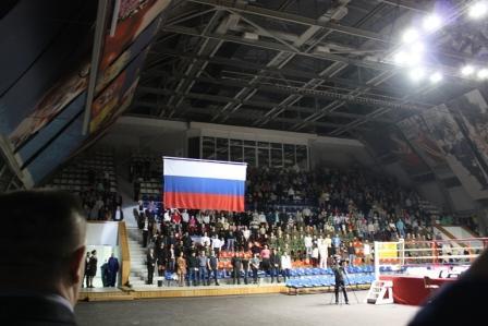Магомедов - Семеунович, Стаканчиков - Николич (видео) (1)